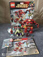 Lego 76031 Marvel Super Heroes The Hulk Buster Smash