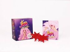 Jem and the Holograms: Light-Up Synergy Earrings and Illustrated Book(Paperback)