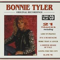 Bonnie Tyler Original recordings-21 tracks (best of) [CD]