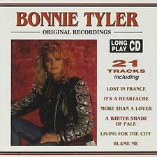 Bonnie Tyler Original recordings-21 tracks (best of) [CD]
