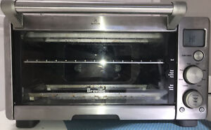 Breville Compact Smart Oven Toaster Model# BOV650XL Countertop Stainless