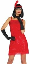 Disfraces de mujer sexy de color principal rojo talla L