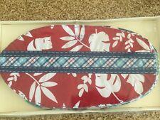 Pottery Barn Kids Surfboard Placemats Cloth Beach Tropical Decor Fun Beach NEW