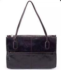 Hobo International Friar Shoulder Bag Satchel Tote Handbag Purse Black NWT $238