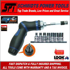 Sp Tools Bit Set 16Pc Inc Rotatable Ratchet Driver - SP39635
