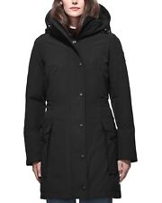 2019 Canada Goose Women's Kinley Parka Coat Jacket size XS  $825 NEW NAVY