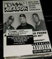 Rhyme And Reason By Mack 10 And Tha Dogg Pound Audio Cassette Tape Single 1997