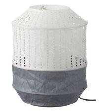NEW IKEA CUTIE MODERN MAJORNA TABLE LAMP SHADE PAPER 13'x9'