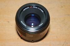 Minolta Maxxum AF 50mm f/1.7 AF Prime Lens