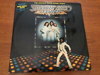 "VARIOUS Saturday Night Fever 12"" 2 X Vinyl 1977 Aussie Press. GREAT CONDITION!!"