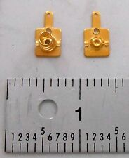 Gold Plated Battery Contacts(Tabs) New * Lot of 50 paired *