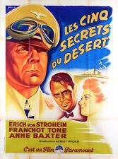 CINQ SECRETS DU DESERT (les)