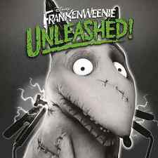 FRANKENWEENIE UNLEASHED  - COLONNA SONORA - TIM BURTON CD NUOVO