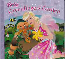 Barbie, Greenfingers' Garden, New Hardback Book