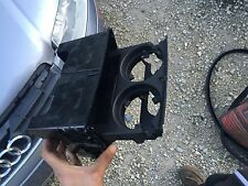 2000-2003 BMW X5 E53 3.0i 4.4i 4.6is 4.8is 3.0d genuine cup drink holder storage