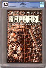 Raphael Teenage Mutant Ninja Turtles #1 CGC 9.2 1985 1618390002