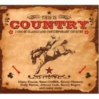 THIS IS COUNTRY 3 CD NEW!
