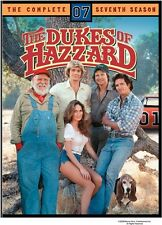 Dukes of Hazzard: The Complete Seventh Season [6 Discs] DVD Region 1