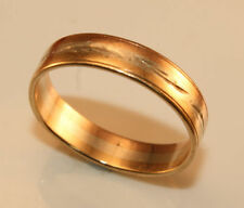 Unbranded Band Rose Gold Fine Rings