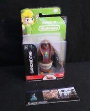 """Ganondorf World of Nintendo Legend of Zelda Windwaker 2.5"""" action figure toy"""