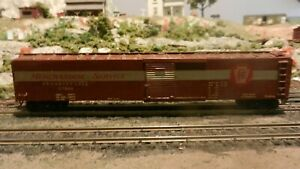 Walthers HO PRR Merchandise Service 60' LCL Boxcar, Exc., Upgraded, Exc.