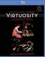 Virtuosity - The Fourteenth Van Cliburn International Piano Competition [Blu-ray