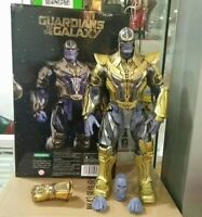 HC TOY The Avengers Thanos Guardians of the Galaxy 1/6 Action Figure 36cm NIB 09