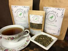 Moroccan Sweet Mint Herbal Loose Leaf Medicinal Green Tea Blend Health Drink