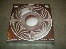 80's 90's? NEW Yankee Rotary Slide Trays Carousel For Projector NEVER OPENED