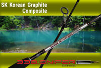Spinning Fishing Rod SNIPER Bass, Snapper,Bream,Whiting etc suite spinning reels