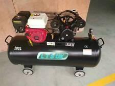 AIR COMPRESSOR 200 LTR  PETROL ENGINE 5.5 HP  ct398