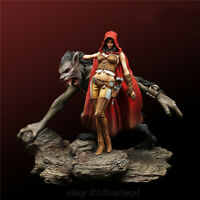 Queen&Wolf Resin Kits Unpainted Figure Model GK Unassembled