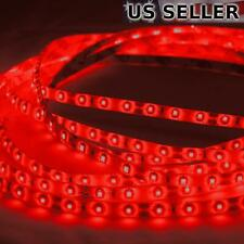 ABI 300 LED Waterproof Strip Light Kit w/ Power Supply, 5M, Red, SMD 3528, 12V