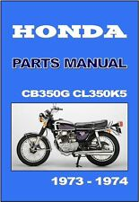 honda cl350 manual ebay rh ebay ca
