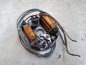 DKW 125 MOTOCROSS HORNET MC125 Engine Generator Stator 1972 RB-119 JS