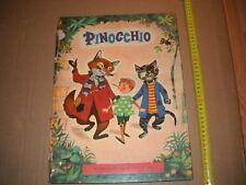 LIBRO - PINOCCHIO - CAPITOL 1964 - COME DA FOTO