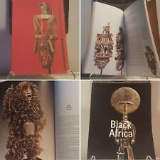 Tribal African Art 2-book bundle Mask Figure Sculpture Statue Jewelry