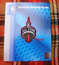 Official 2016 NBA All Star Game Toronto Raptors small tower collectible patch