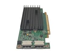 Nvidia Quadro NVS 295 256MB DDR3 Video Graphics Card NO BRACKET!!! Dual monitors