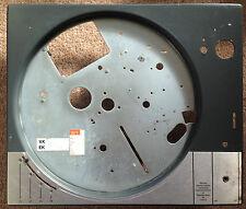 Goldring lenco L75 vintage swiss platine plaque supérieure châssis