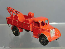 VINTAGE DINKY TOYS MODEL No.30e    BREAKDOWN CAR ( CRANE LORRY )