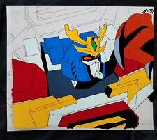 Japanese Anime The Transformers Original Production Cel Drawing Animators Notes