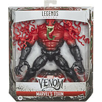Marvel Legends TOXIN Exclusive Premium Figure Hasbro 2020 Venom Spider-Man BAF