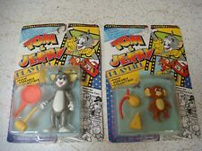 1989 Tom and Jerry Playbill poseables