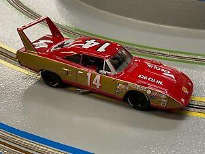 1/32 Carrera Plymouth Superbird No.14 ANALOG Slot Car