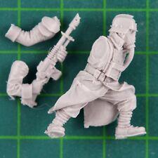 Death Korps of War Squad Advancing Soldier #03 Forge World 40K 1873