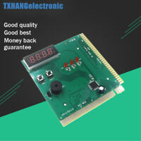AG_ 4 Digit PC Analyzer Tester Diagnostic Motherboard Post Test Card for PCI ISA