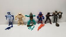 "Power Rangers 5"" inch Evil Space Aliens Lot of 6 Bandai Morpher Megazord MMPR"