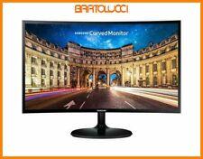 "Samsung C27F390FHU 27"" Monitor LCD Panoramico"