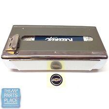 1964-65 Chevy Impala / Nova / Chevelle / El Camino Tissue Dispenser W/ Tissues